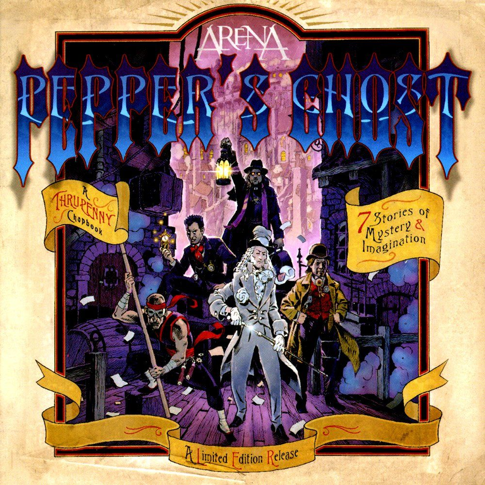 Arena - 2005 - Pepper's Ghost