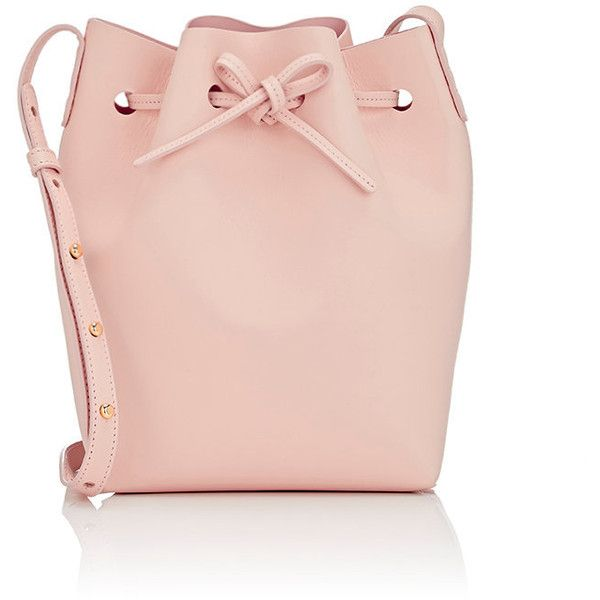 Mansur Gavriel Women s Mini Bucket Bag ( 610) ❤ liked on Polyvore featuring  bags