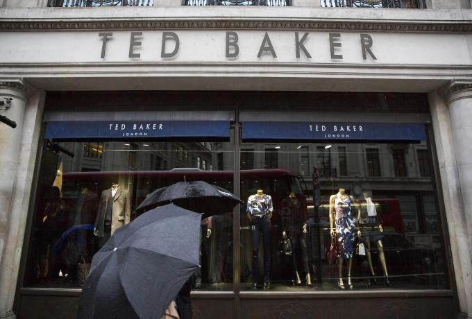 People react to claims Ted Baker boss forced hugging