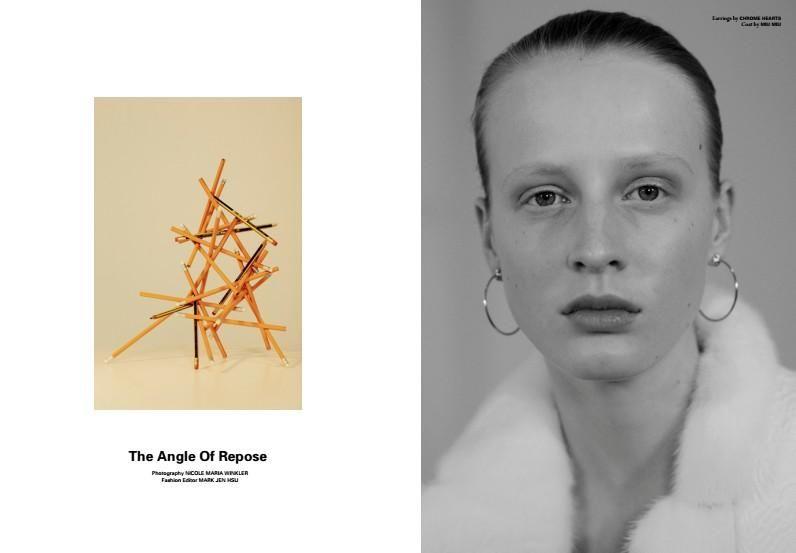 The Angle of Repose (Office Magazine), Nicole Maria Winkler- Photographer