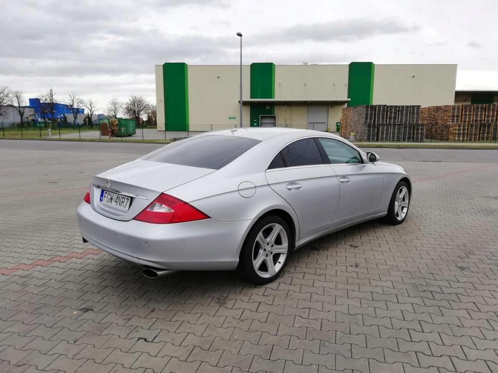 Mercedes Cls 350 292km 8763457044 Oficjalne Archiwum Allegro Mercedes Cls Mercedes Car