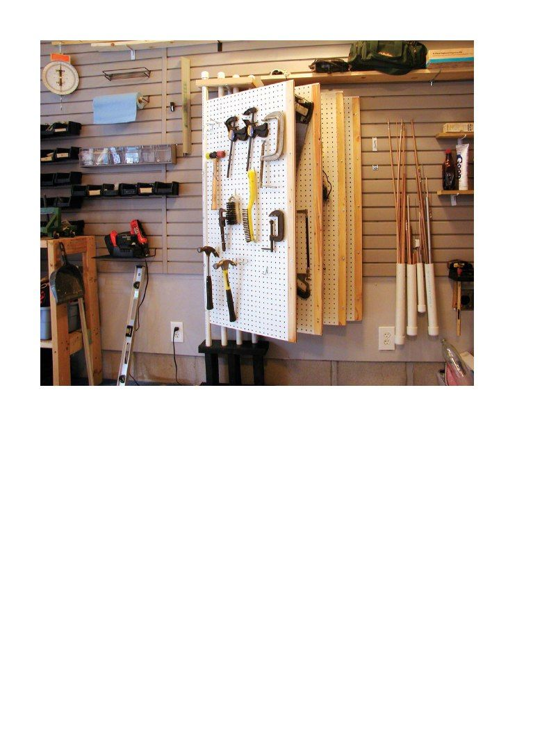 Storage Garage Near Me Make  Volume 13  Page 4445 Toolzine Pegboard Pages For Tool