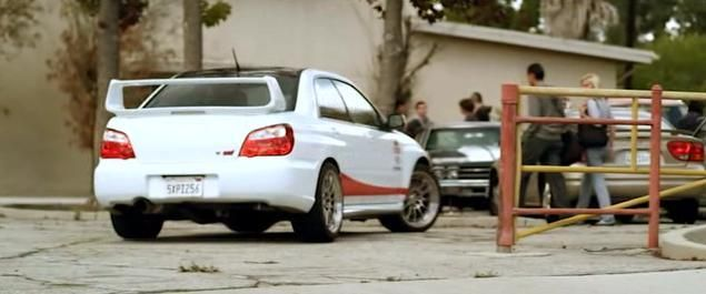 Subaru Impreza Wrx Sti Born To Race Cars From The
