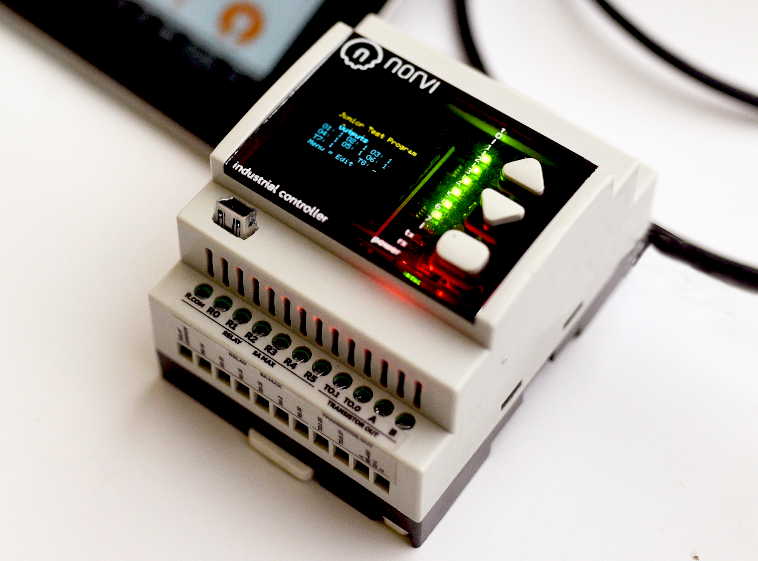 Norvi At Industrial Iot Norvi Controllers Comes With Many