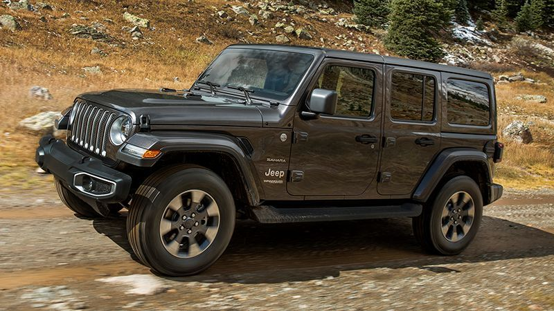 Jeep Wants To Make A Plug In Hybrid Wrangler By 2020 Jeep