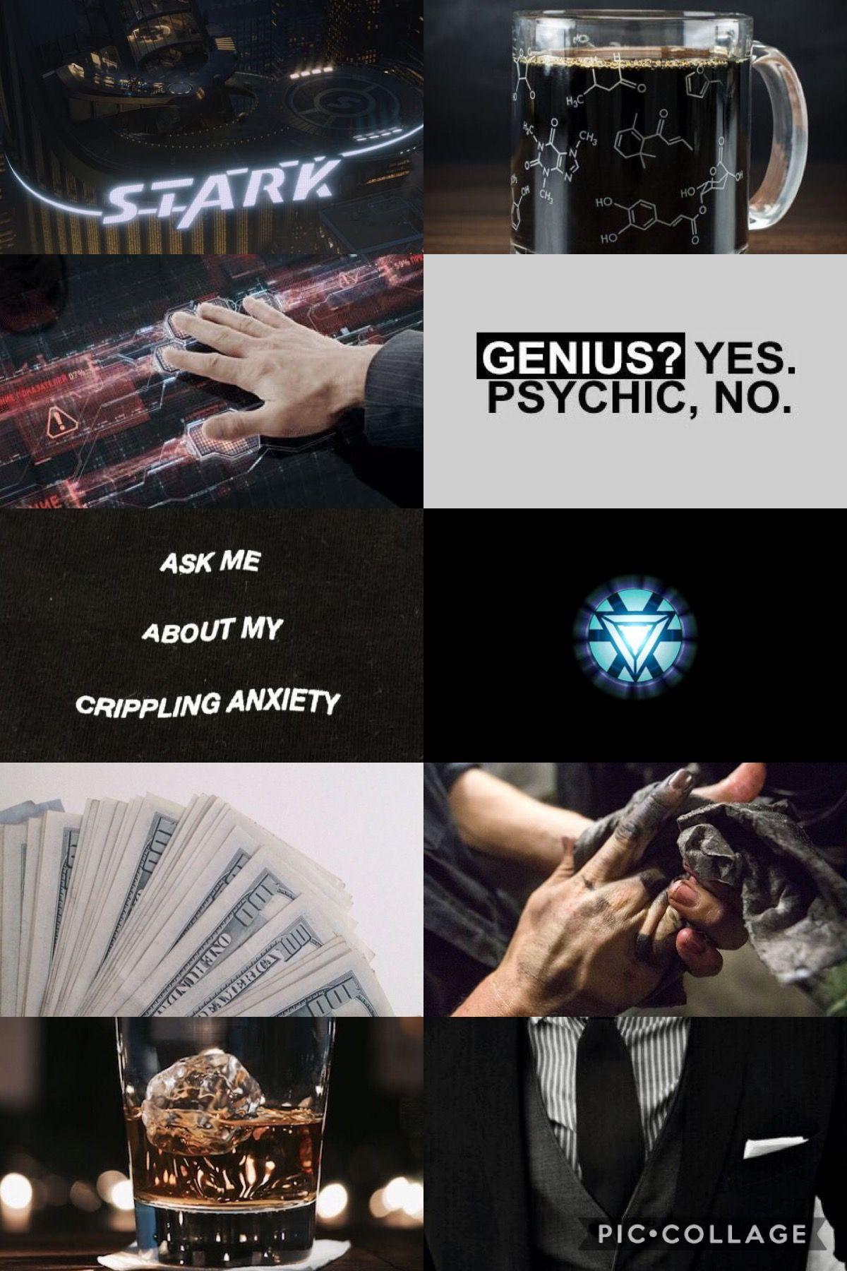 Iron Man Character Analysis