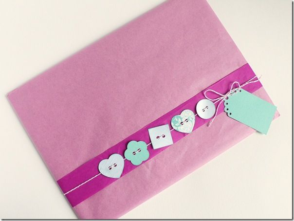 cafe creativo - sizzix big shot - card - wrapping buttons (3)