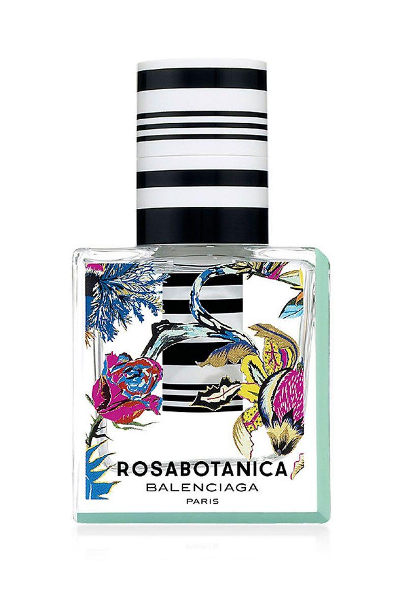"""""""Rosabotanica"""" by Balenciaga Paris."""