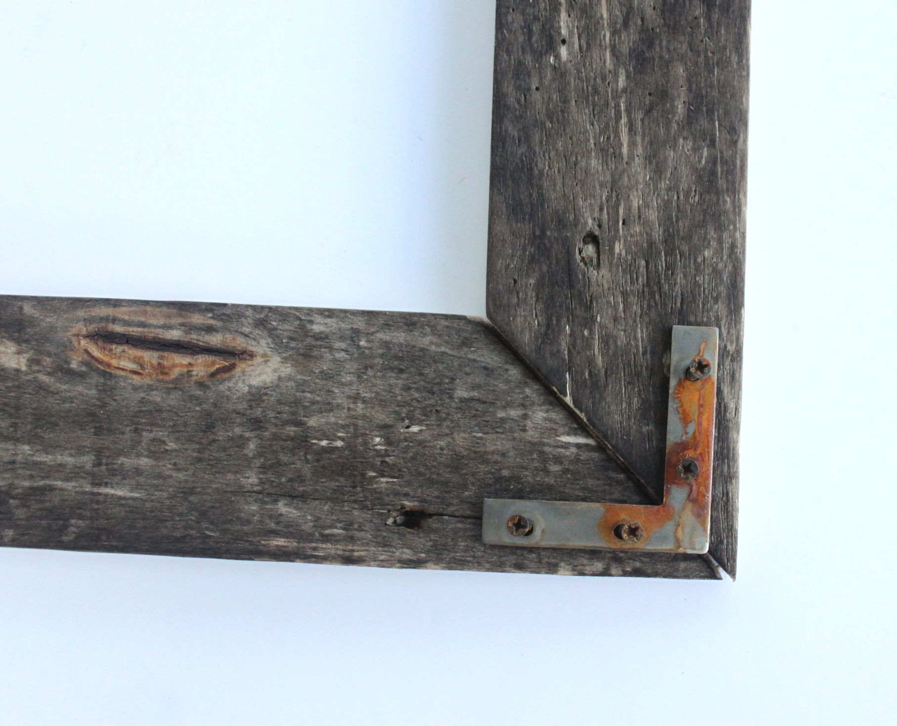 Industrial Picture Frame Tutorial By The Winthrop Chronicles Featured By
