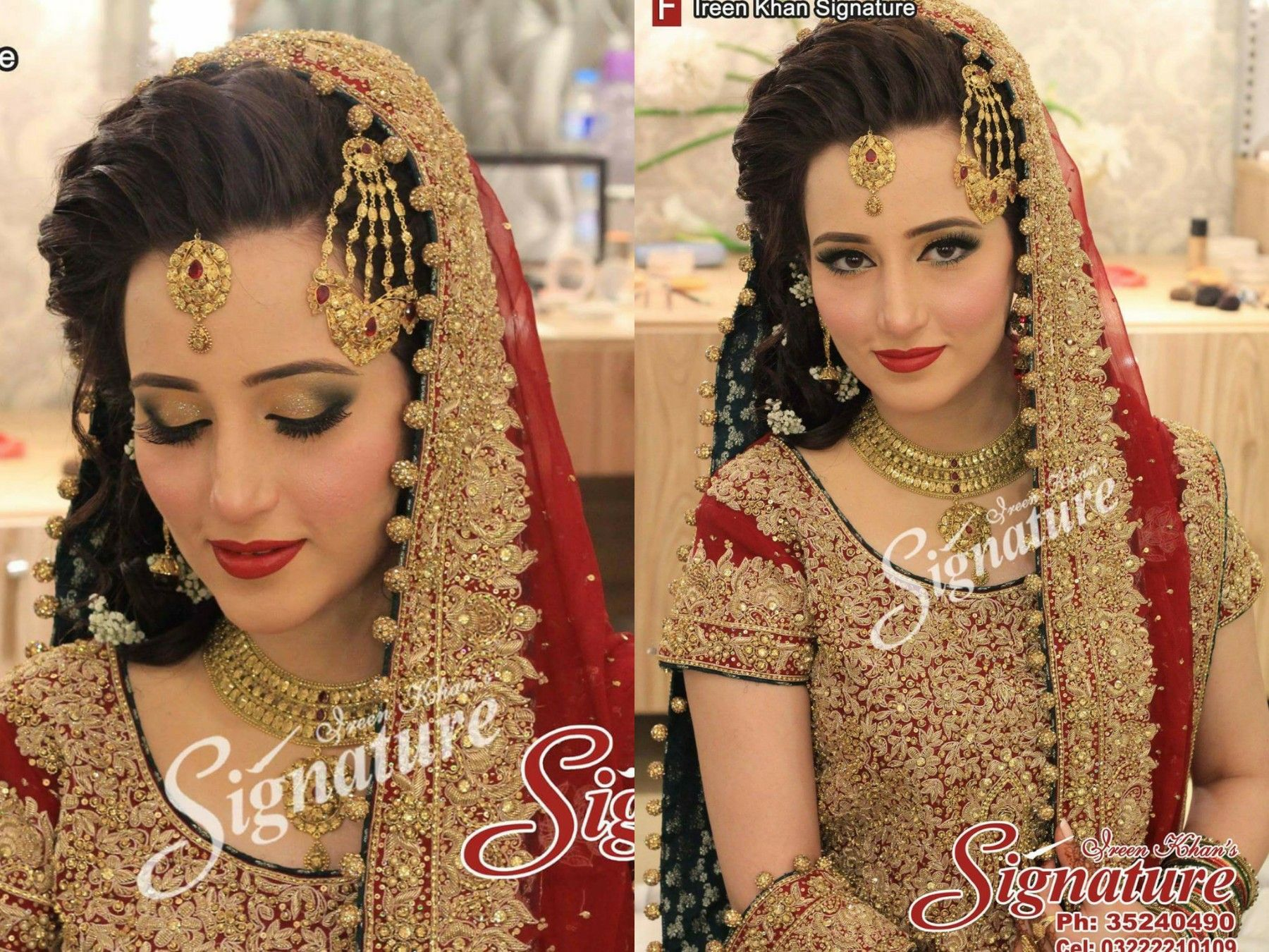 Makeup By Ireen Khan | Bridal Makeup | Pinterest | Makeup Pakistani And Pakistani Bridal Makeup