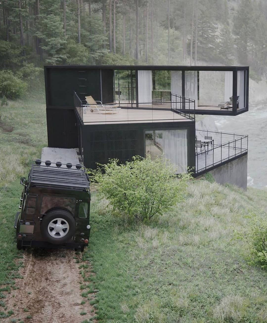 "CONTΛINER HOME on Instagram: ""• Get the (Guide+Plans) to build Shipping Container Home. • [In Digital Format, can get access anywhere around the world]"
