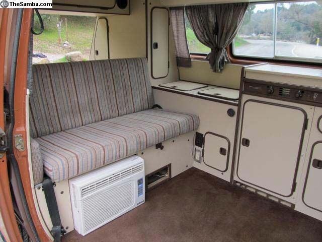 1984 VW Vanagon Westfalia Camper - $10,250 - Atascadero ...