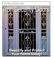 Wrought Iron Security Doors and Door Parts .ironsecuritydoor.com & Wrought Iron Security Doors and Door Parts www.ironsecuritydoor ...