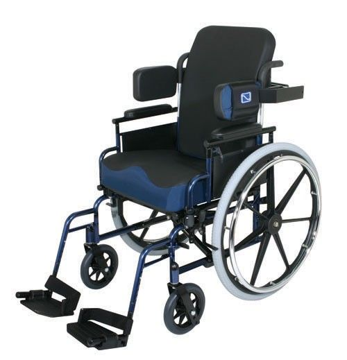 Home Exercise Equipment For Disabled: SideMinder Wheelchair Supports