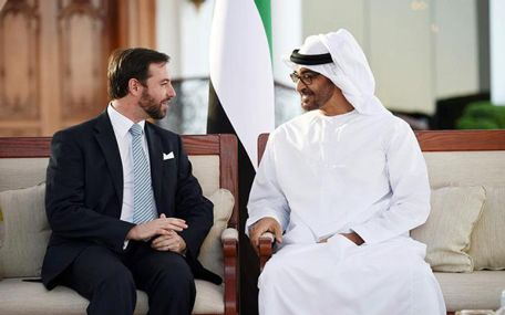 Gen. Mohamed receives Crown Prince of Luxembourg .. http://www.emirates247.com/news/government/gen-mohamed-receives-crown-prince-of-luxembourg-2015-03-04-1.583022