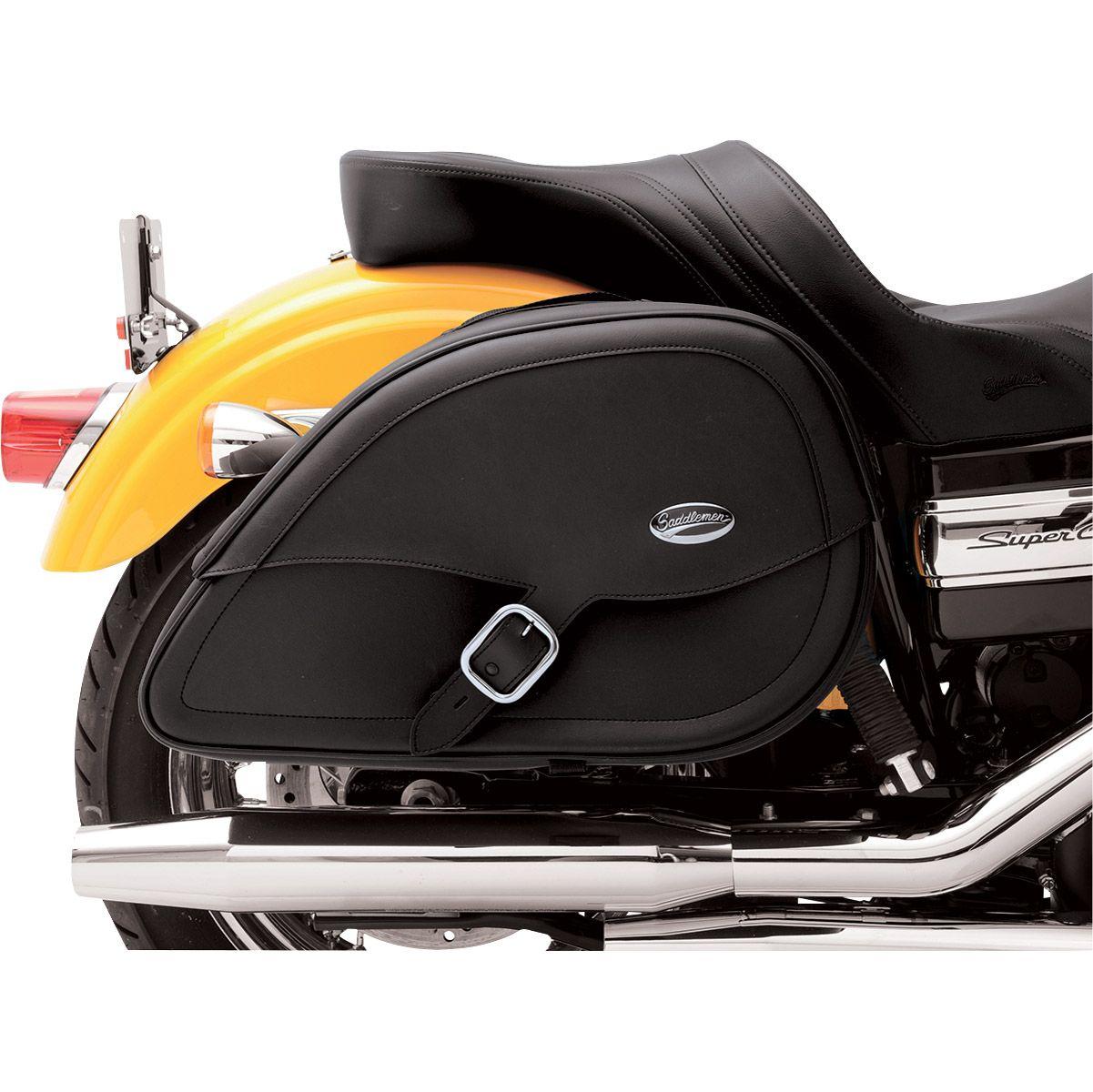 Saddlemen Cruisn Teardrop Alforjas para moto Jumbo