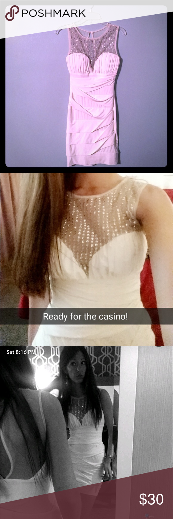 prom wedding bachelorette white dress smart dress prom