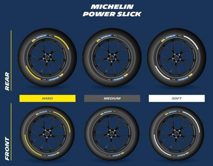 Know The Michelin Motogp Tyre Markings Motogp News Tyre Markings Motogp Tire