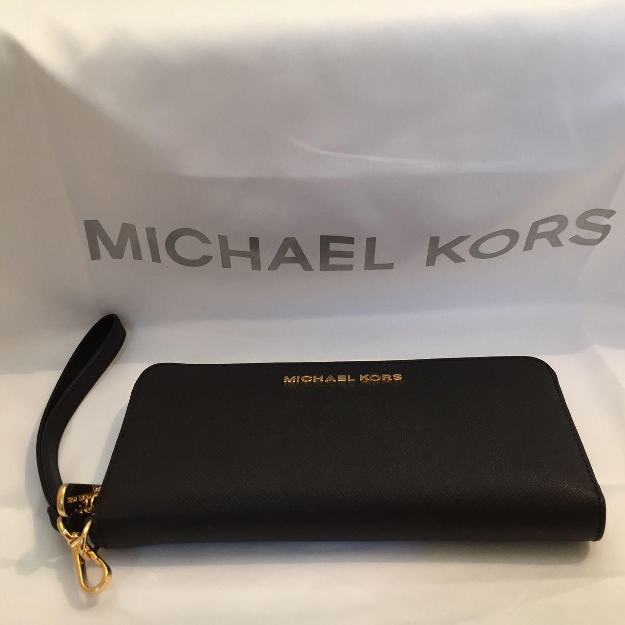 MICHAEL Michael Kors Jet Set Travel Slim Tech