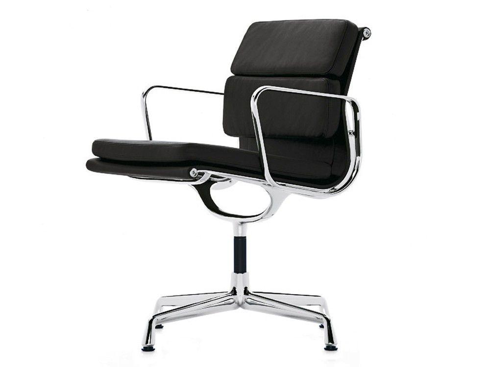 Eames soft pad ea 208 swivel office chair chair swivel
