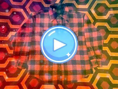 Kmart Plaid Herren rot  schwarz Langarm Shirt Logger Holzfäller große   Candance Roeder   Vintage Kmart Plaid Herren rot  schwarz Langarm Shirt Logger Holzf&au...