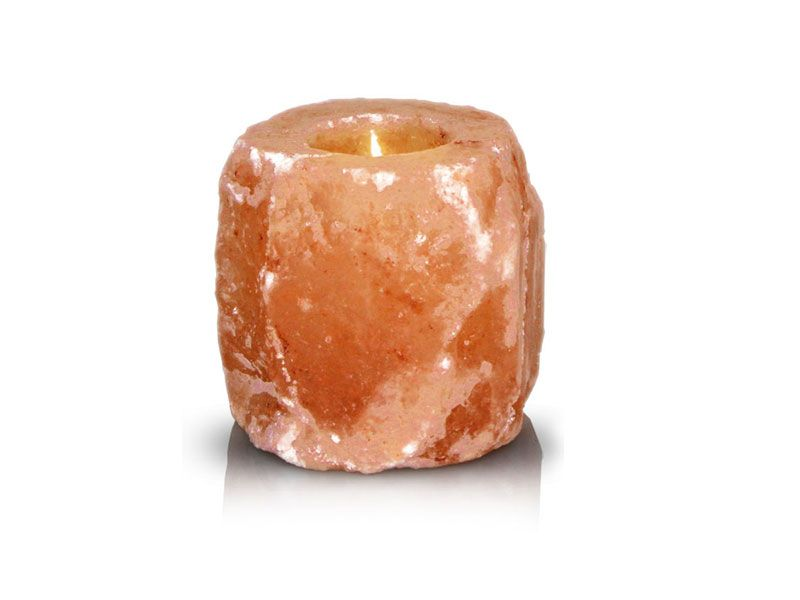 Dangers Of Himalayan Salt Lamps Pleasing Candle Holder 1 Hole  Health  Pinterest  Himalayan Salt Candle