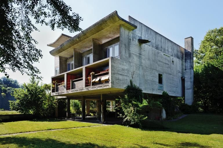 Flamatt ii 1960 61 in w nnewil switzerland by atelier for Architektur 1960