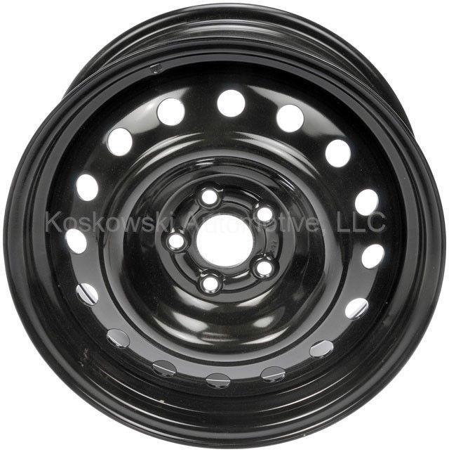 Dorman 939 120 16 Steel Wheel Beetle Jetta Golf 1j0601027ad03c 1j0601027ap03c Dorman With Images Steel Wheels Nissan Versa Pontiac Vibe
