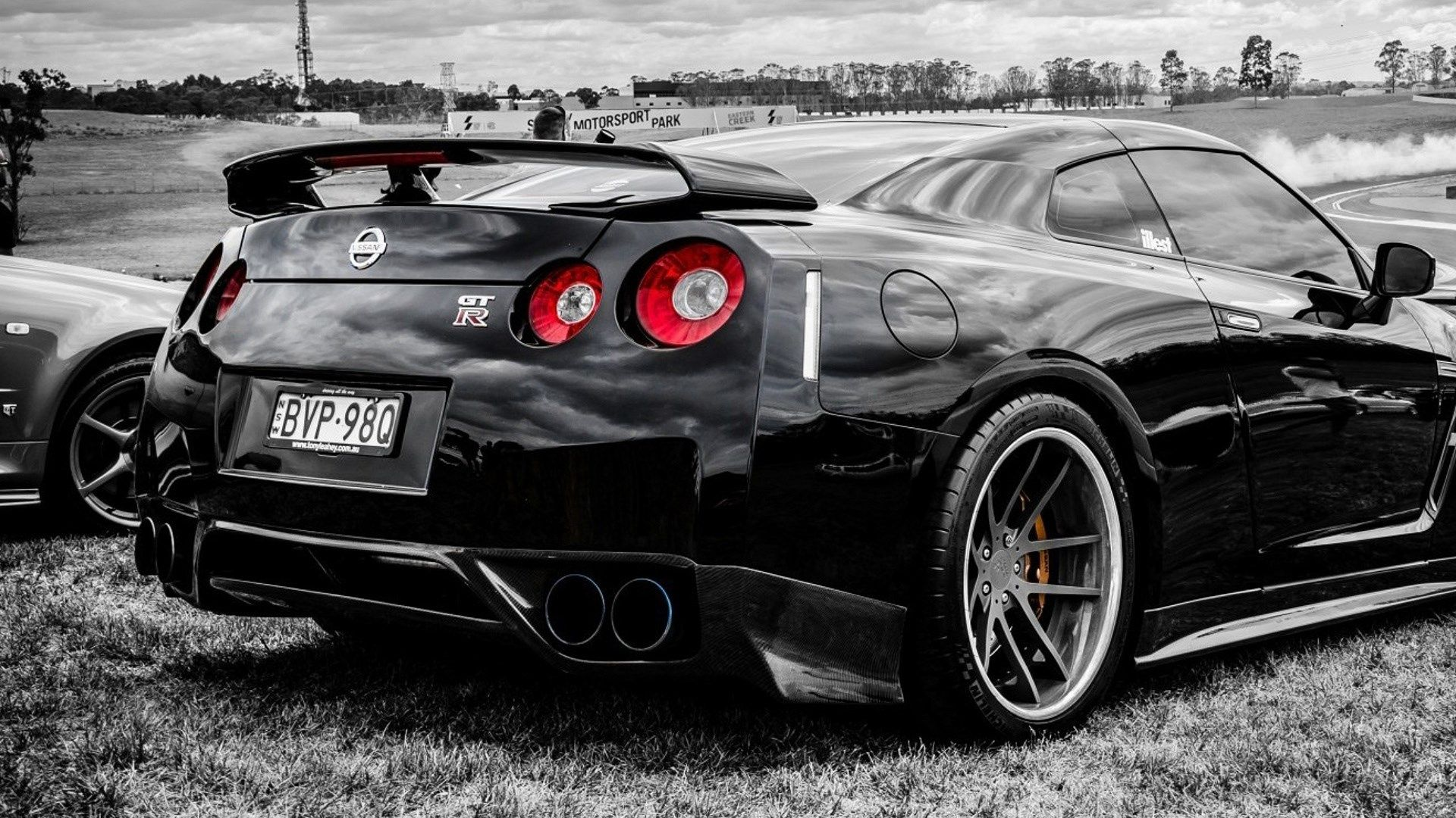 nissan gtr wallpaper hd 1920x1080 wallpaper Automoviles
