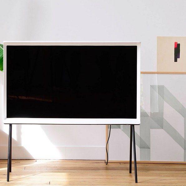 Ronan and Erwan Bouroullec\u0027s new TV for Samsung #samsung - wohnzimmer ideen fernseher