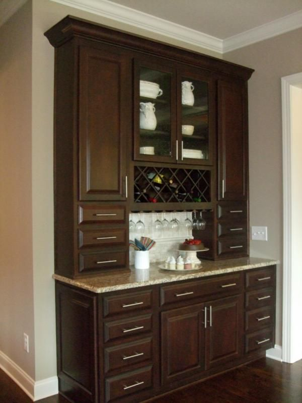 Butler S Pantry Storage Solution New Home Trend Add A Butlers Pantry To Any Home Pantry Storage Home Trends Dining Room Fireplace