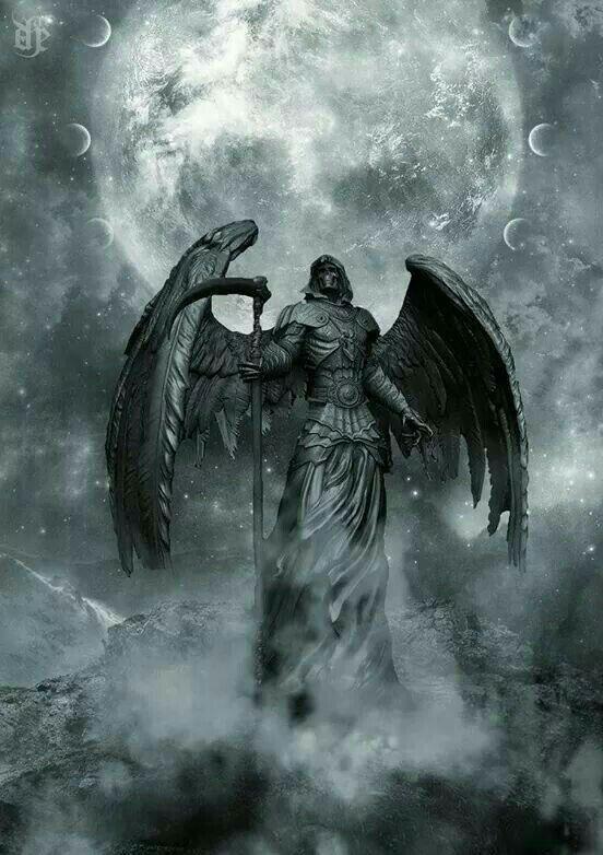 Reaper Grim Reaper Art Dark Fantasy Art Angel Art
