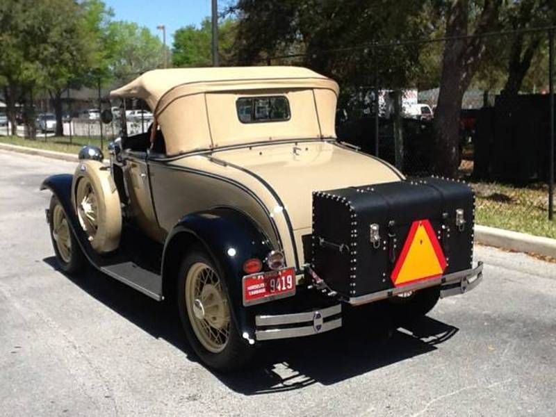 1931 Ford Model A For Sale In Jacksonville Florida Old Car