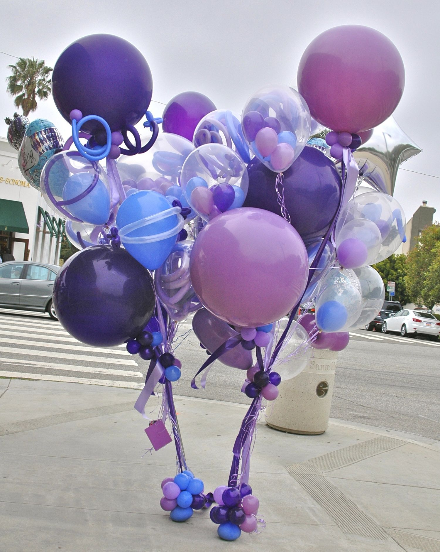 Worlds Best Bouquets Worlds Best Balloons Merry Pinterest