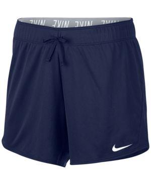 Nike Dry Attack Shorts - Blue XL
