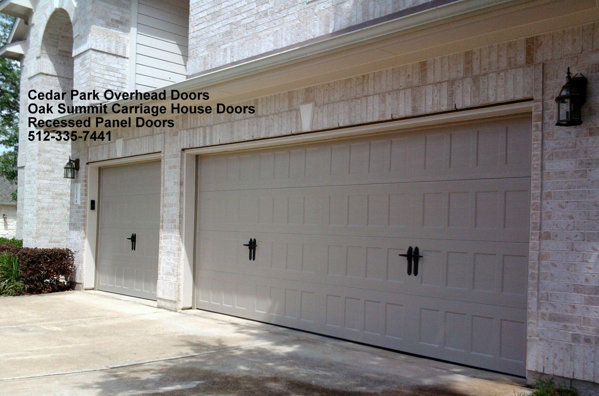 Exterior Garage Doors In White Vawter Dr Our Allen Edwin Home