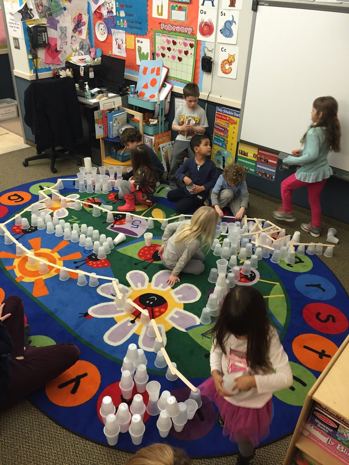 Fantastic STEM activity for Preschool, PreK, Kindergarten
