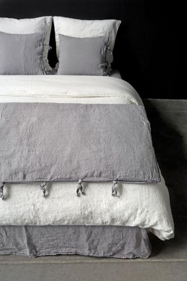 linen bed sheets canada