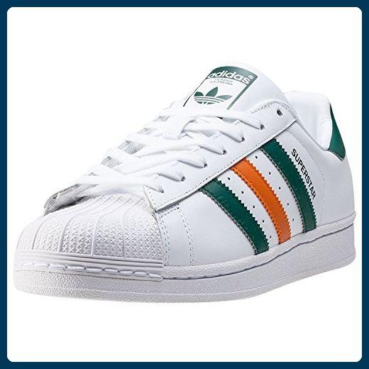 adidas originals superstar trainers in white bb2247
