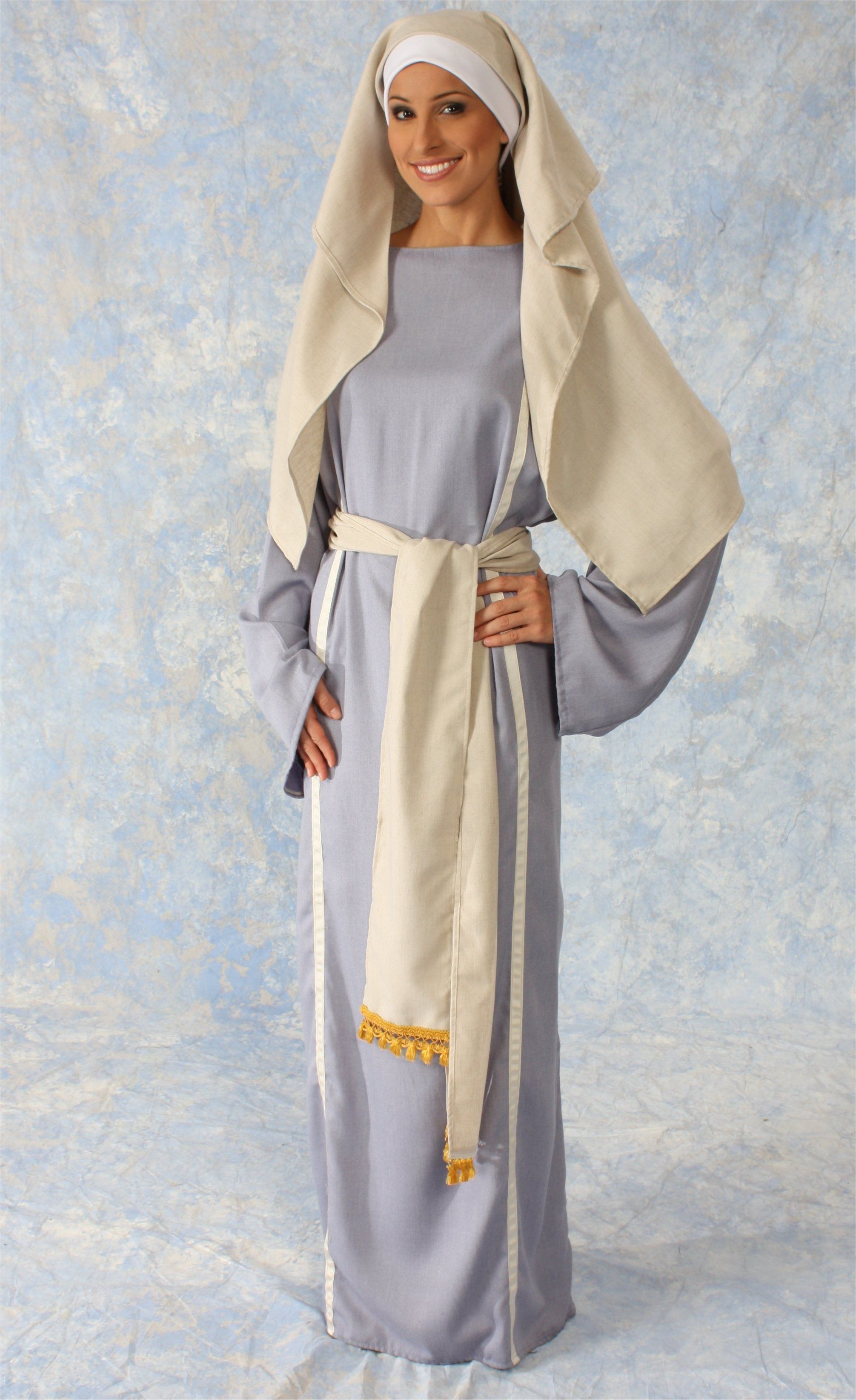 Women's bible costume.... maybe Ahli could do this to be ...