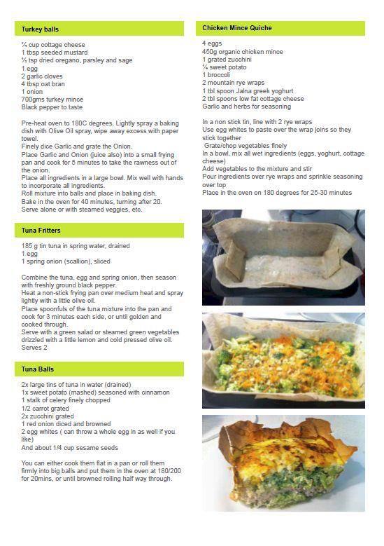ashy bines clean eating diet plan uk