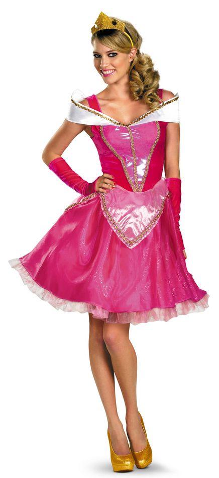 Adult Disney Princess Aurora Costume | DISNEY | Pinterest ...