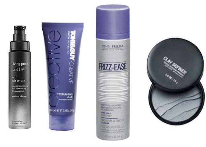 Styling products every short haired girl needs in her arsenal i think i need to try that serum styling products every short winobraniefo Images