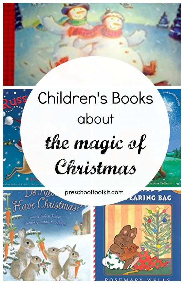 Holiday List of Children\'s Books with Christmas Magic   books ...