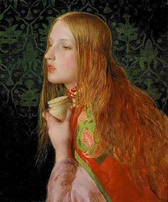 Mary Magdalene, by Frederick Sandys