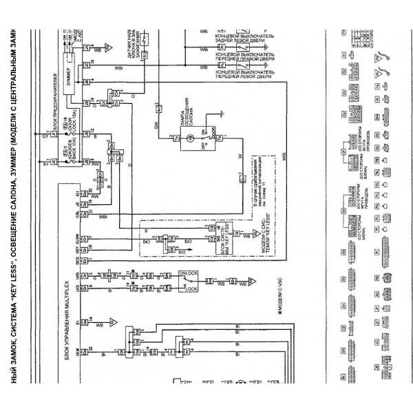 Pin en Lugares que visitar Daihatsu Dash Wiring Diagram on