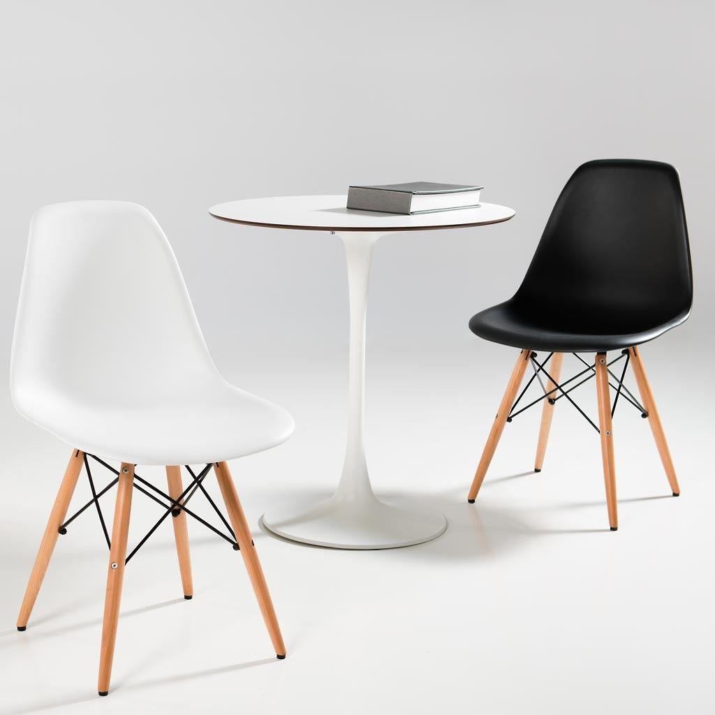 Mesa redonda para cocina modelo Diamond. Es una mesa práctica y ...