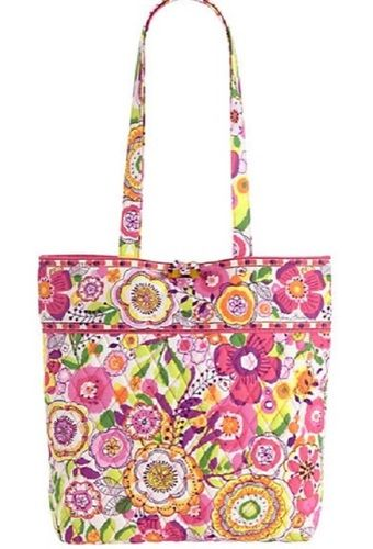 Vera Bradley New w/tags Tote in Clementine. Starting at $25