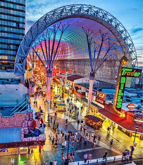 Fremont Street Experience Back To Top