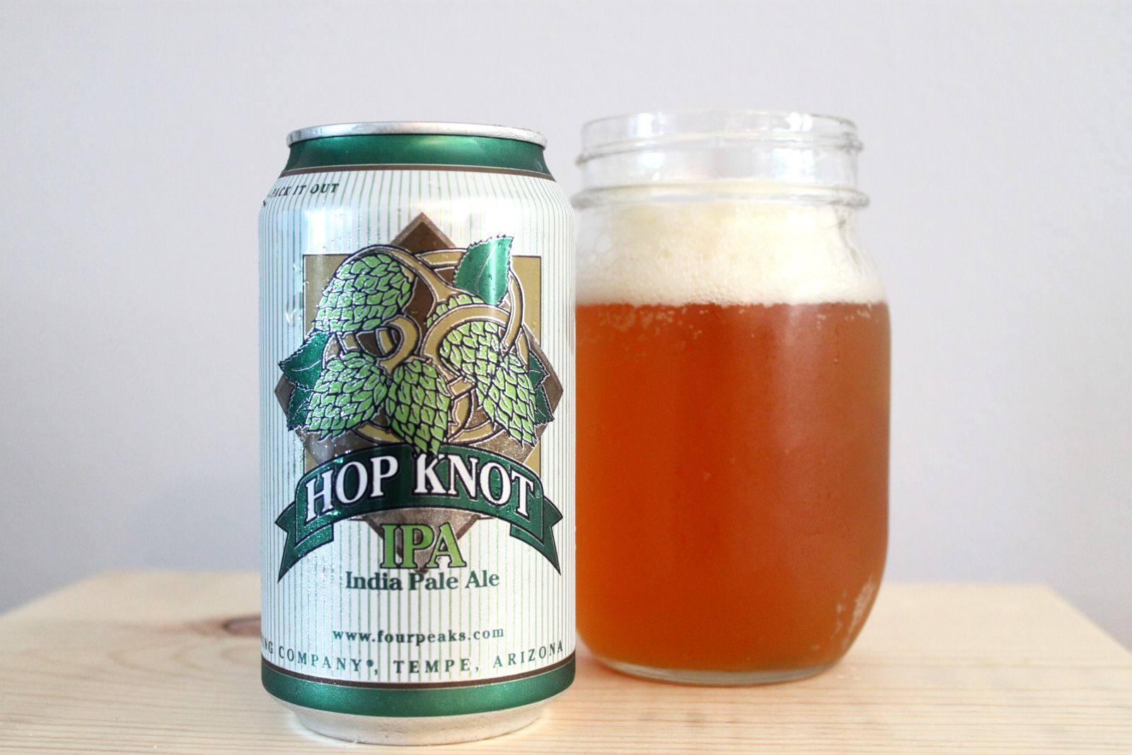 Hop Knot IPA (Four Peaks Brewing)